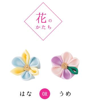 花のかたち はな or うめ